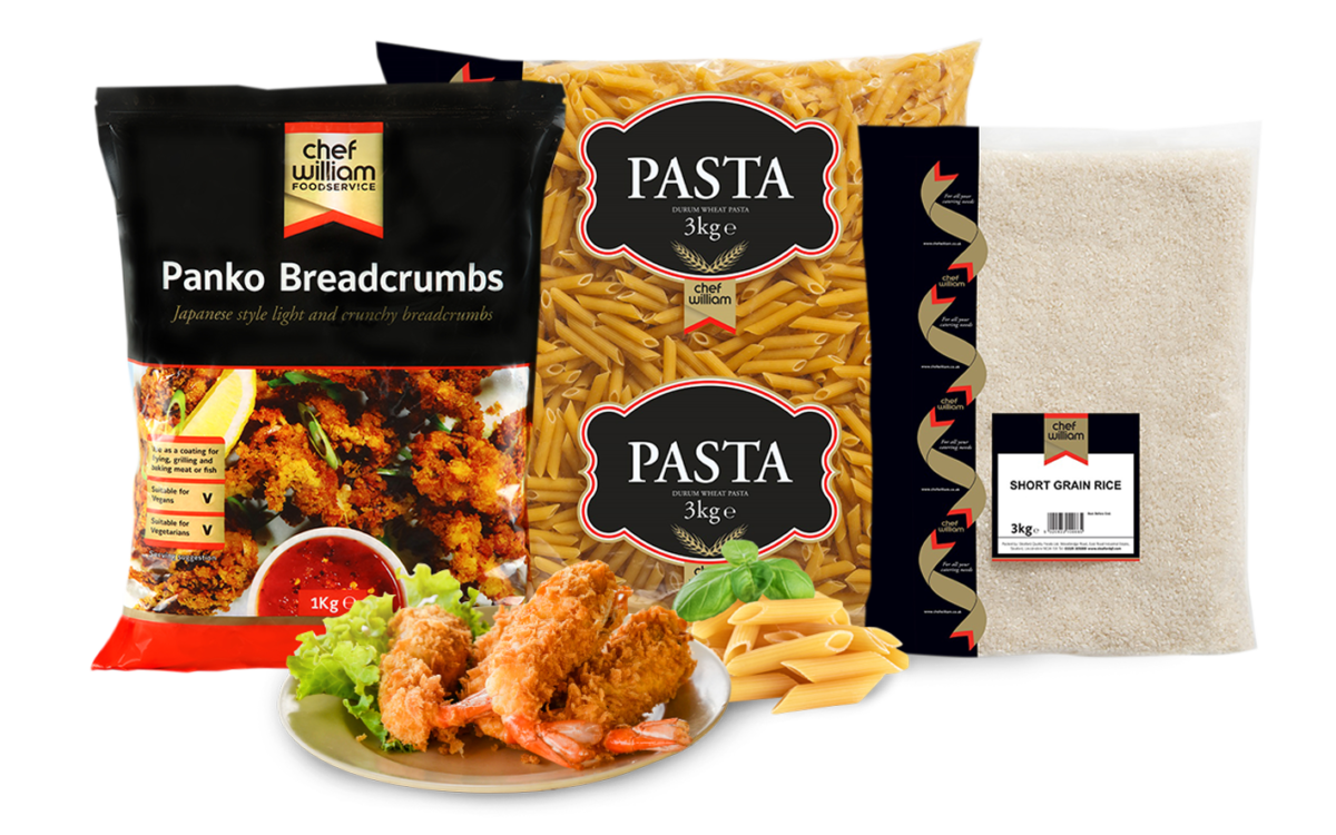 Rice & Pasta Supplier
