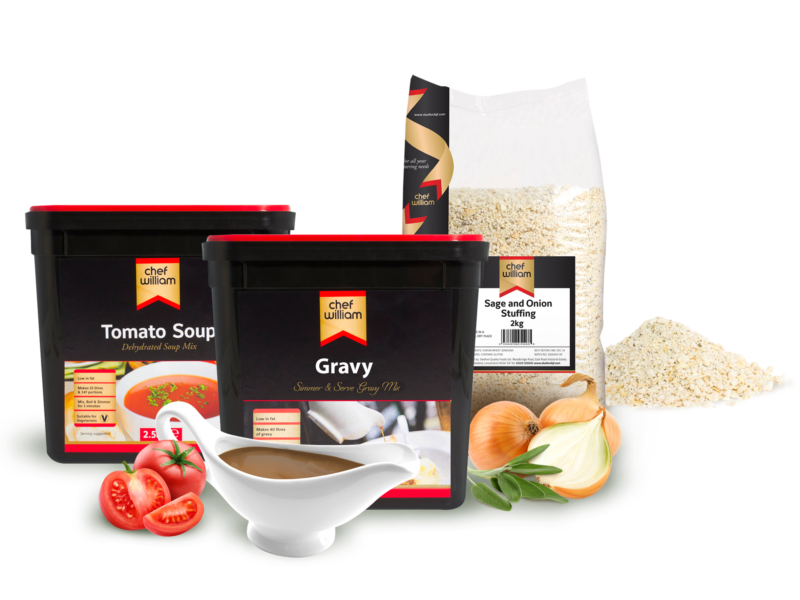 Savoury Food Suppliers